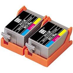 エコリカ ECI-C16C リサイクルインク カラー 2個パック