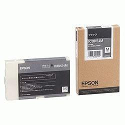 EPSON ICBK54M インクカートリッジM ブラック 純正