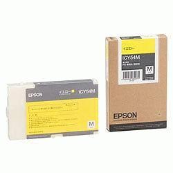EPSON ICY54M インクカートリッジM イエロー 純正