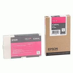 EPSON ICM54L インクカートリッジL マゼンタ 純正