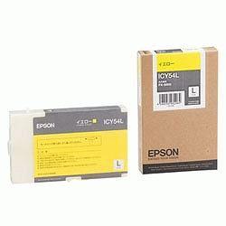 EPSON ICY54L インクカートリッジL イエロー 純正