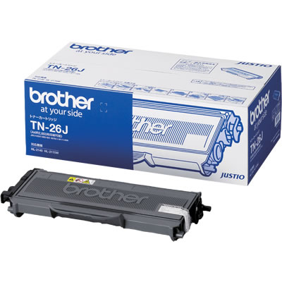 BROTHER TN-26J トナーカートリッジ 純正