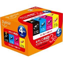 Plaisir PLE-C034P インク 4色パック 汎用品