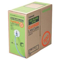 ELECOM LD-CT6/BU300/RS LANケーブル 300m
