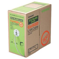 ELECOM LD-CT6/LG300/RS LANケーブル 300m