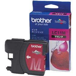 BROTHER LC11M インクカートリッジ マゼンタ
