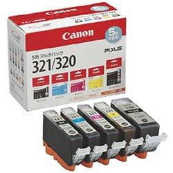 CANON 3333B001 BCI-321+320/5MP インクタンク