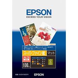 EPSON KA3N100SFR スーパーファイン紙 A3ノビ