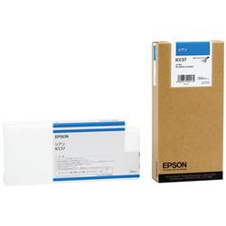 EPSON ICC57 インクカートリッジ シアン 純正