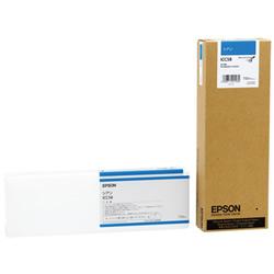 EPSON ICC58 インクカートリッジ シアン 純正