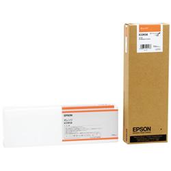 EPSON ICOR58 インクカートリッジ オレンジ 純正