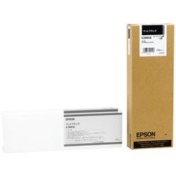 EPSON ICMB58 インクカートリッジ マットブラック 純正