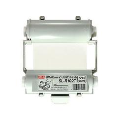 マックス SL-R102Tシロ ビーポップ100タイプインクリボン 白