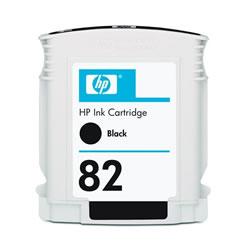 HP CH565A HP82 インクカートリッジ 黒 純正