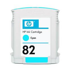 HP CH566A HP82 インクカートリッジ シアン 純正