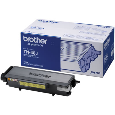 BROTHER TN-48J トナーカートリッジ 純正