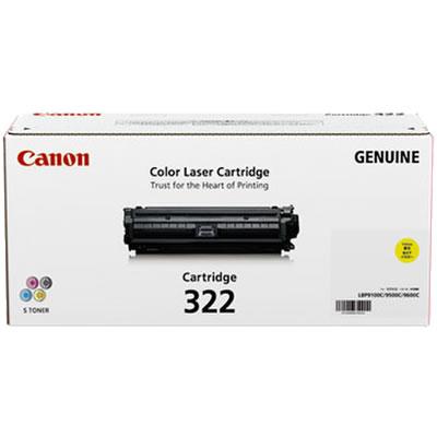 CANON 2646B001 トナーカートリッジ322 イエロー 国内純正