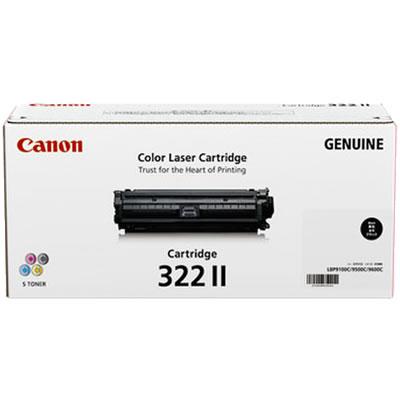 CANON 2653B001 トナーカートリッジ322II ブラック 純正