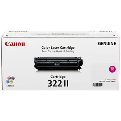 CANON 2649B001 トナーカートリッジ322II マゼンタ 純正