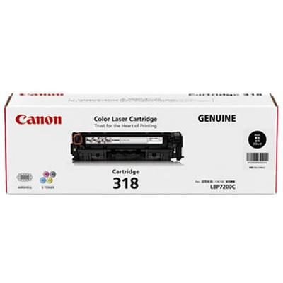 CANON 2662B003 トナーカートリッジ318 ブラック 国内純正