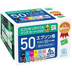 エコリカ ECI-E506P/BOX リサイクルインク