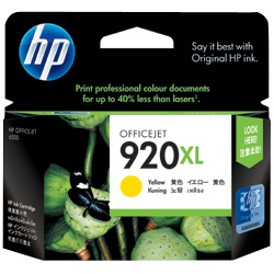 HP CD974AA HP920XL インクカートリッジ イエロー