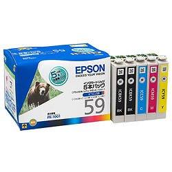 EPSON IC5CL59 インクカートリッジ 純正