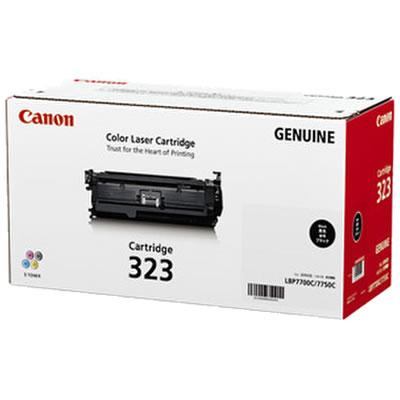 CANON 2644B003 トナーカートリッジ323 ブラック 国内純正