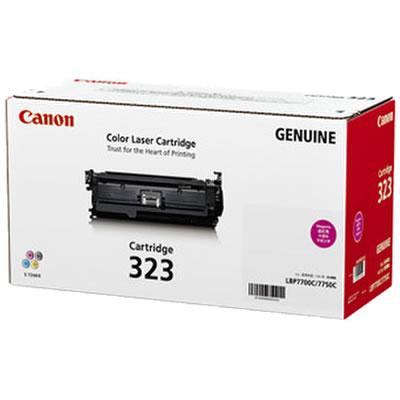 CANON 2642B003 トナーカートリッジ323 マゼンタ 国内純正
