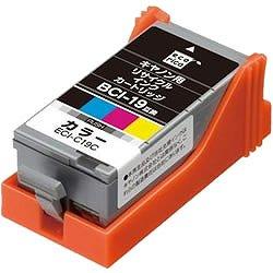 エコリカ ECI-C19C リサイクルインク 4色カラー
