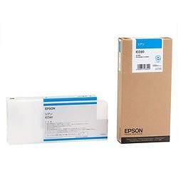 EPSON ICC60 インクカートリッジ シアン 純正