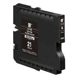 エコリカ ECI-RC21B リサイクルインク ブラック