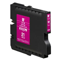 エコリカ ECI-RC21M リサイクルインク マゼンタ