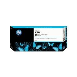 HP CH575A HP726 インクカートリッジ マットブラック 純正