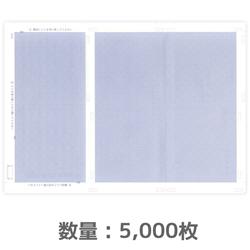圧着封筒 三つ折りA4紙 10冊