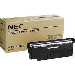 NEC PR-L9100C-31 ドラムカートリッジ ブラック 純正
