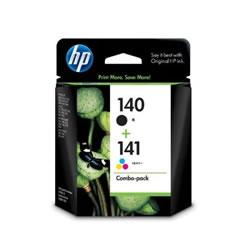 HP CN711AA HP140/141 黒・カラーパック 純正