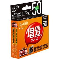 Plaisir PLE-ZE50B インク ブラック 汎用品 (増量シリーズ)