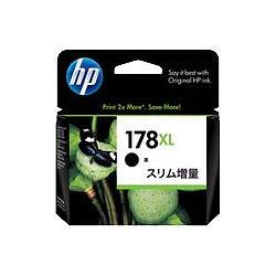 HP CN684HJ HP178XL インクカートリッジ 黒 スリム増量 純正