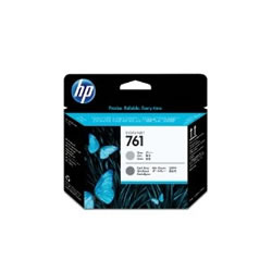 HP CH647A HP761 プリントヘッド グレー/ダークグレー 純正