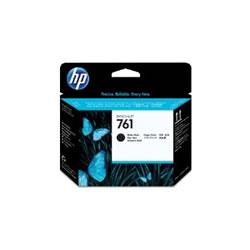 HP CH648A HP761 プリントヘッド マットブラック/マットブラック 純正