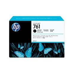 HP CM991A HP761 インクカートリッジ マットブラック 顔料系 純正