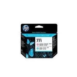 HP CE019A HP771 プリントヘッド ライトマゼンタ/ライトシアン 純正