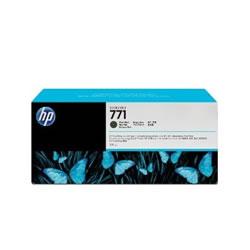 HP CE037A HP771 インクカートリッジ マットブラック 顔料系 純正