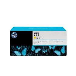 HP CE040A HP771 インクカートリッジ イエロー 顔料系 純正