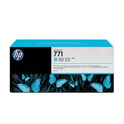 HP CE042A HP771 インクカートリッジ ライトシアン 顔料系 純正