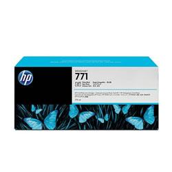 HP CE043A HP771 インクカートリッジ フォトブラック 顔料系 純正