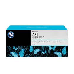 HP CE044A HP771 インクカートリッジ ライトグレー 顔料系 純正