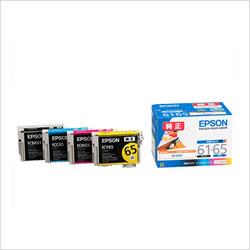 EPSON IC4CL6165 インクカートリッジ 4色パック 純正