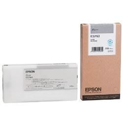 EPSON ICGY63 インクカートリッジ グレー 純正